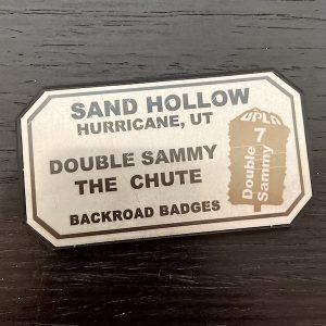 Backroad Badges